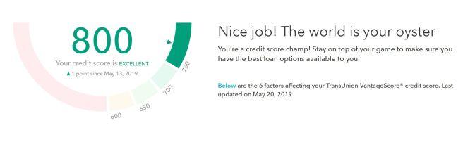 Credit High